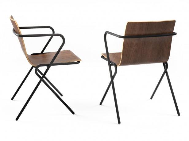 Perluette Chair 1