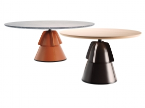 DS-615 Round Dining Table
