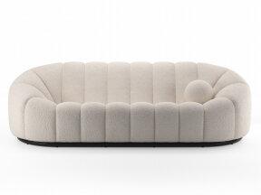 Alpha 3-Seater Sofa
