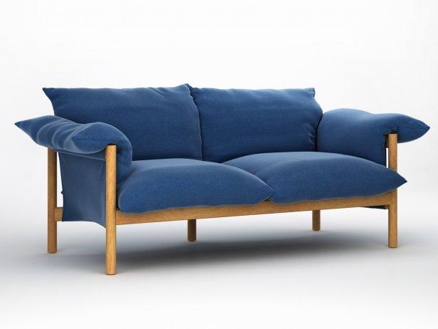 Wilfred Sofa 184 1