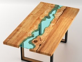 River Conference Table