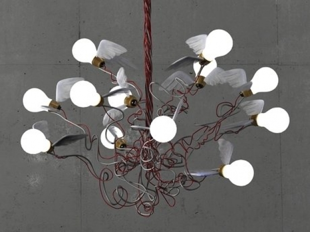 Birdie pendant lamp 12