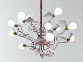 Birdie pendant lamp