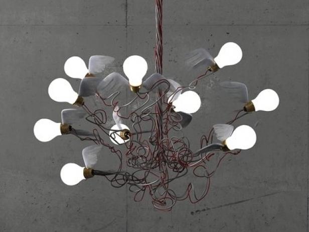 Birdie pendant lamp 14