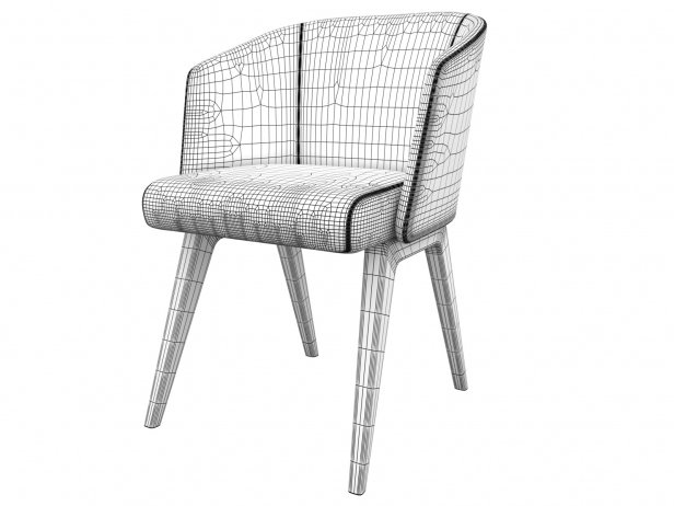 Creed Lounge Little Armchair 3
