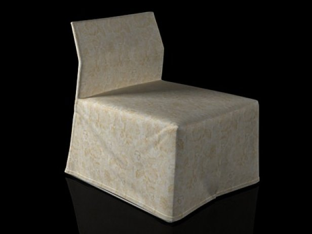 Mannequin Lounge Chair 1