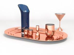 Plum Cocktail Set