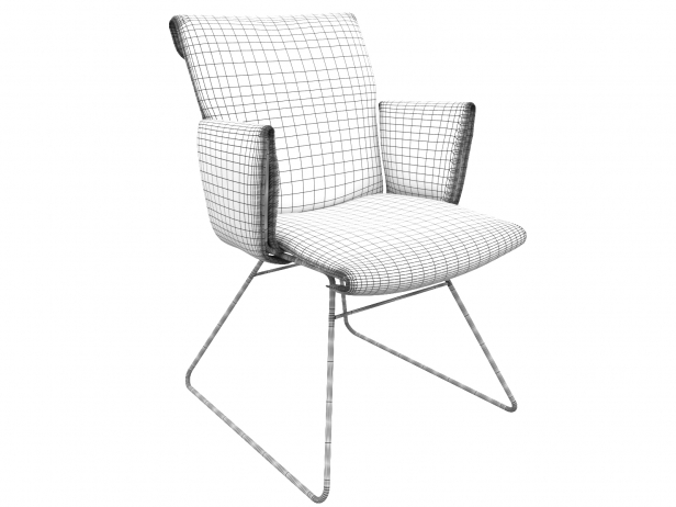 DS-515 Chair with Armrests 11