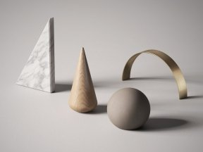 Desk Sculptures
