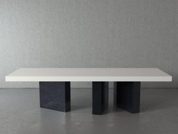 Table Bicolore 319 2