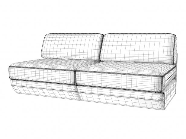 DS-76/102 2-Seater Sofa 10