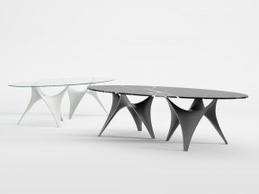 Arc Oval Table