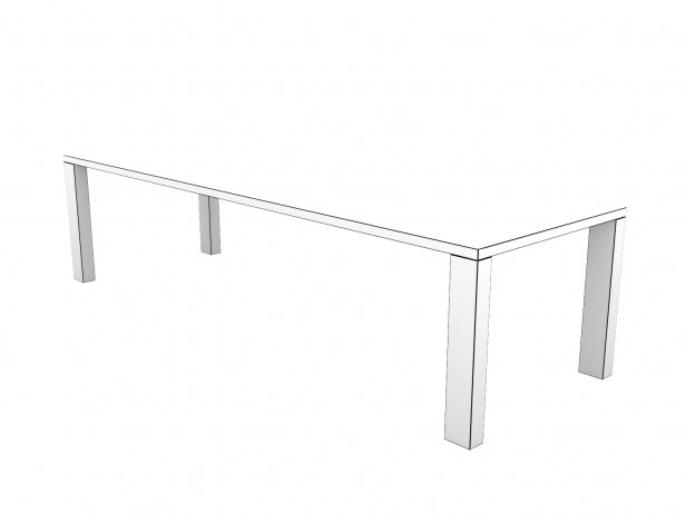 DS-777 Dining Table Composite 17