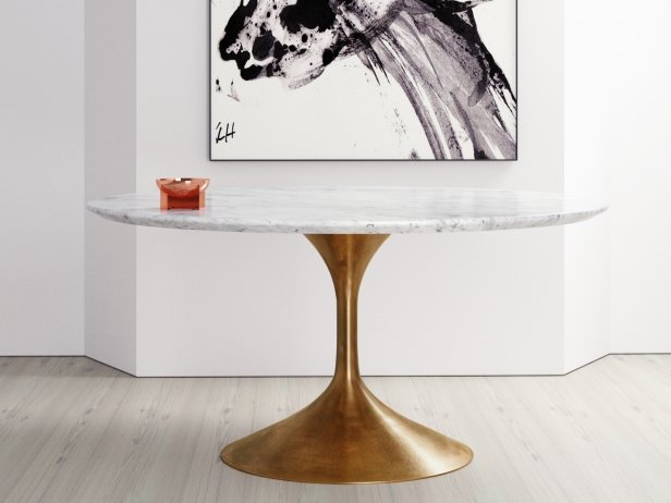 Aero Marble Dining Table D Model Restoration Hardware - Restoration hardware marble dining table
