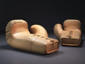 DS-2878/09-10 Boxing Glove Lounge