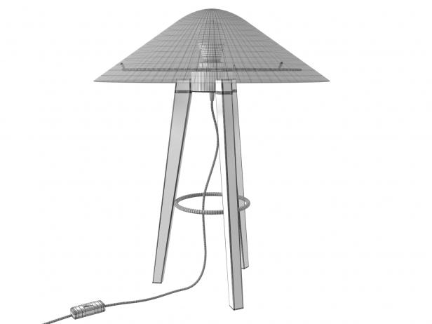 Melusine Table Lamp 3
