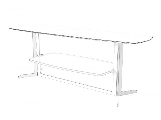 Arabesque Console Tables 4
