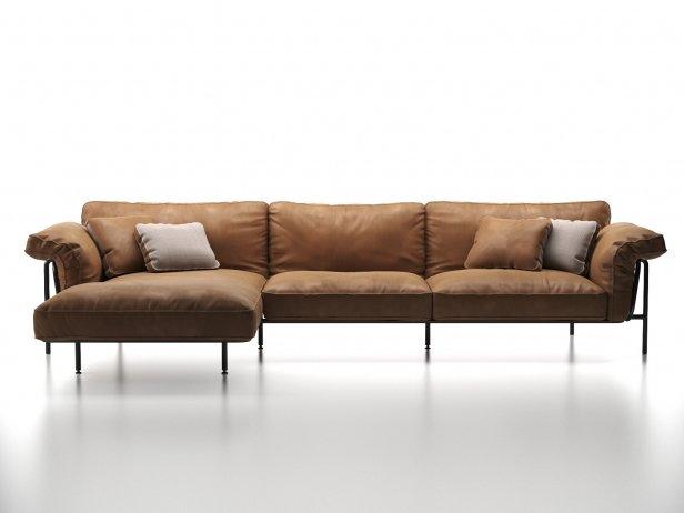 DS-610 Corner Sofa 1
