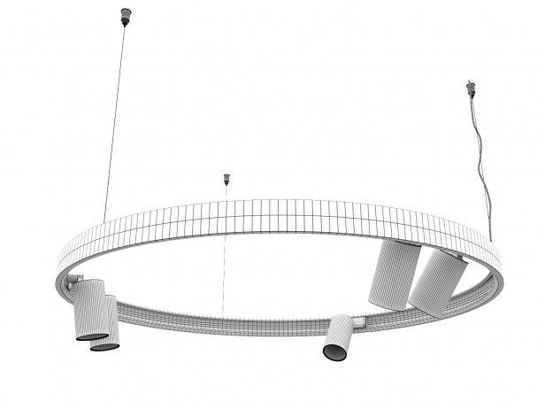 Superloop HC MDL Pendant Lamp 5
