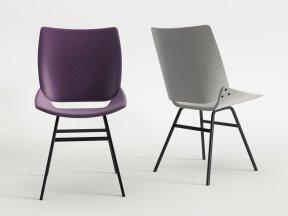 Shell Chair Upholstered
