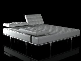 Privé Bed