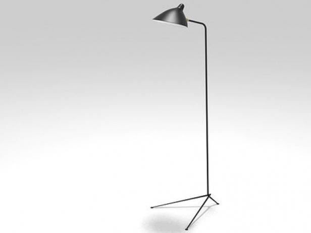 Serge Mouille Standing Lamp 3d Model Serge Mouille Usa