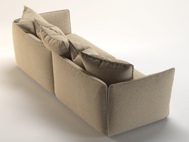 Blow 2-Seater Sofa 4