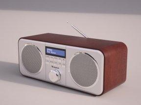 AUNA Georgia DAB Radio