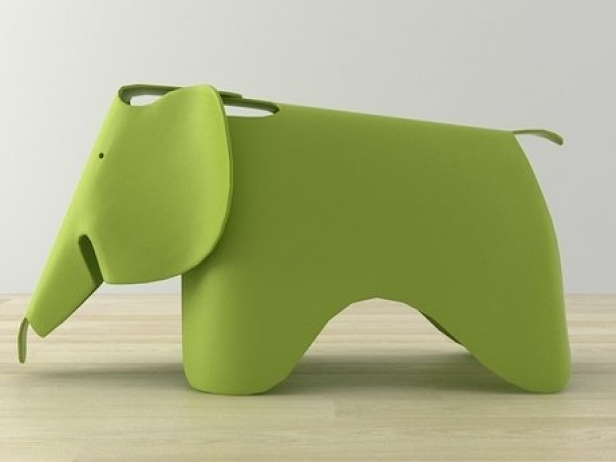 Eames Plywood Elephant 3