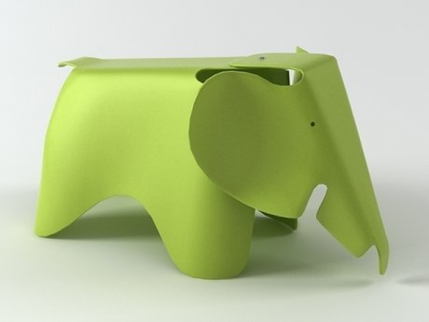 Eames Plywood Elephant 5
