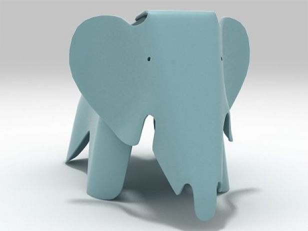 Eames Plywood Elephant 18