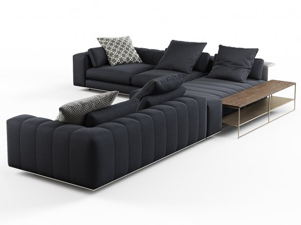 Freeman Corner Sofa System C 1