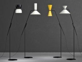 Alphabeta Floor Lamp