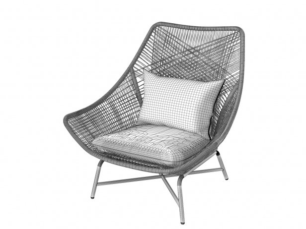 Huron Lounge Chair 4