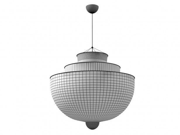 Meshmatics Chandelier 8