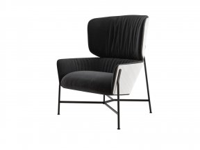 Caristo High Back Armchair