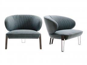 Sweet Jane Lounge Chair