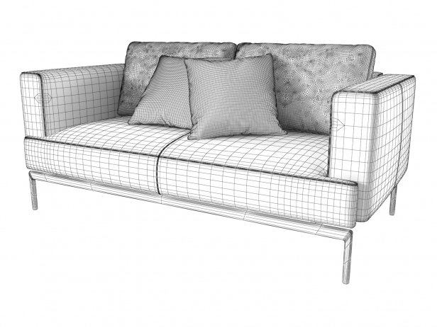 Easy 2-Seater Sofa 7