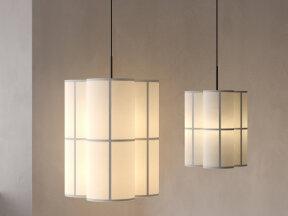 Hashira Pendant Cluster Lamps