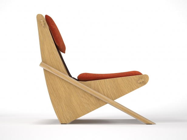 Boomerang chair 5