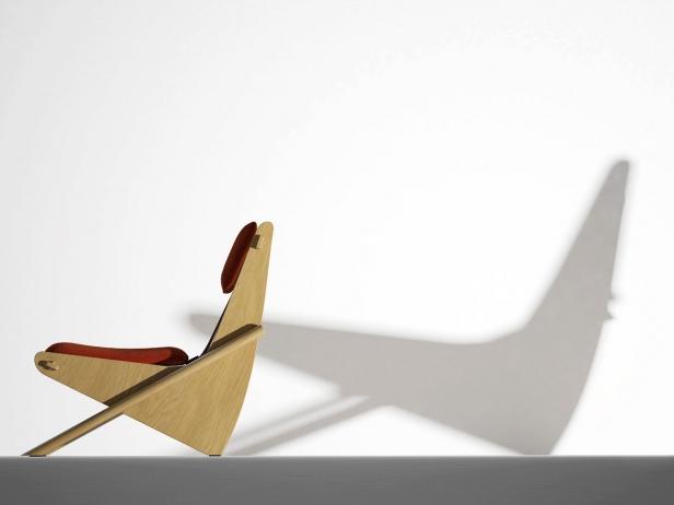 Boomerang chair 11