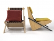 Boomerang chair 2