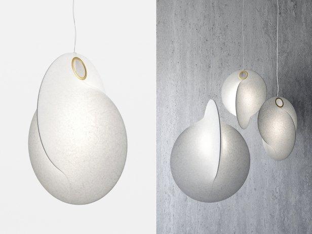 Overlap Suspension Lamp 1