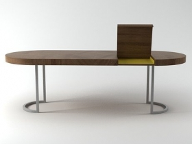 Pique Assiette - Dining table