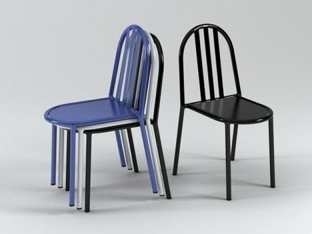 Mallet-Stevens chair 1