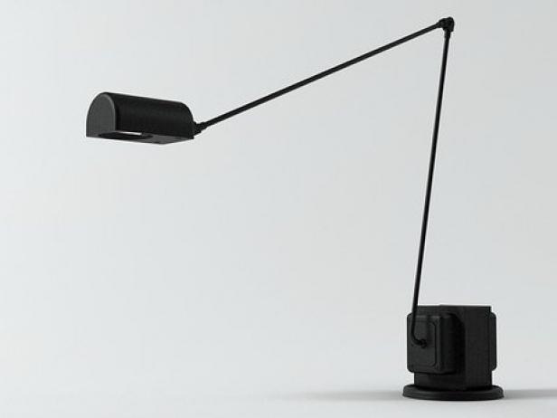Daphine tavolo 3d model | Lumina Italia