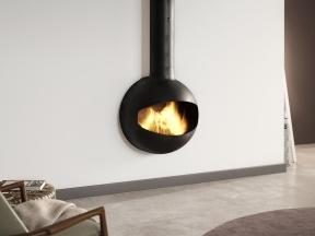 Emifocus Open DV Fireplace