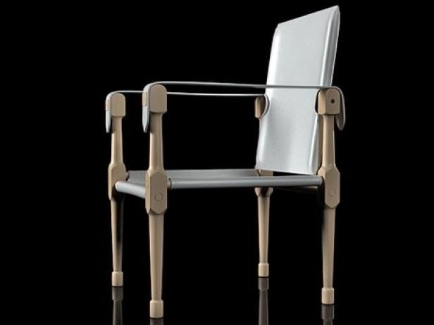 Moretta 3d modell zanotta for Sessel 3d dwg