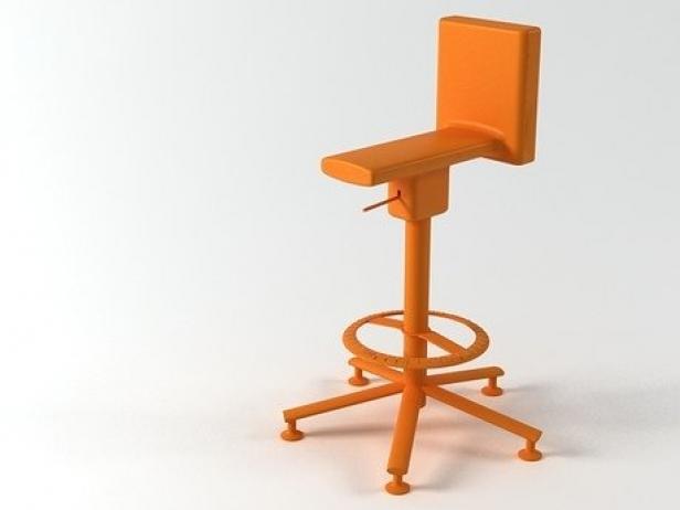 360° stool 7