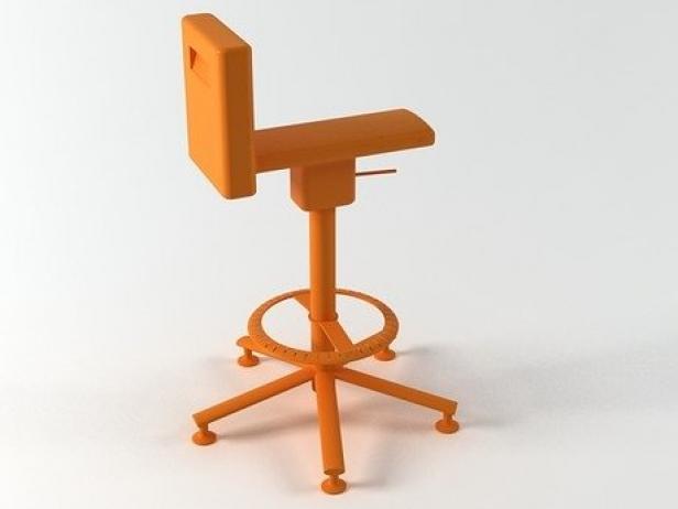 360° stool 8
